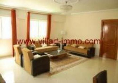 Apartment for rent in Tangier 10.000 DH